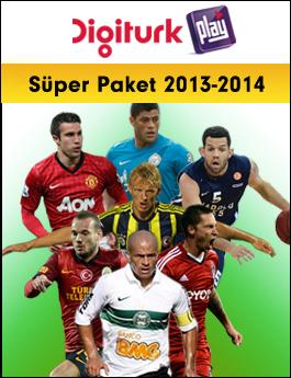 Süper Paket 2013 - 2014